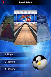 Action+02 Action Bowling disponível para Symbian