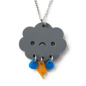 Meteorologia no artesanato: Nuvens por aí
