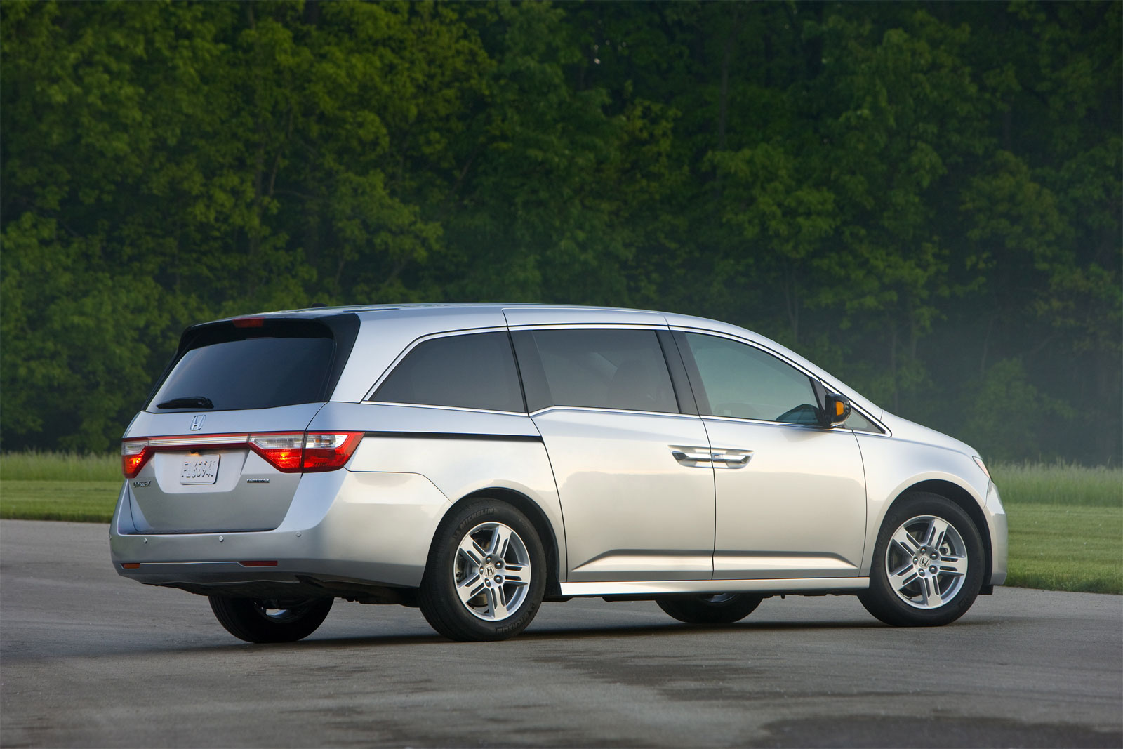 Car News Ok 2011 Usdm Honda Odyssey Named Best Redesigned