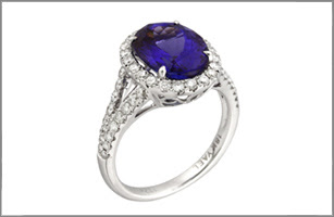 a ring from Pacifica collection