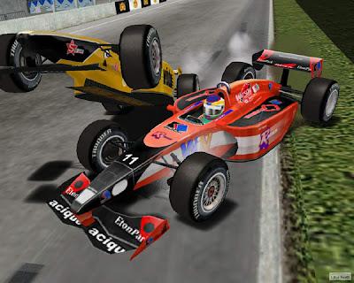 PC Game Racing Simulation 3 Free Download img
