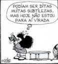 Encontros do acaso: Quino