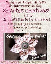 Sorteo de Soraia Melo