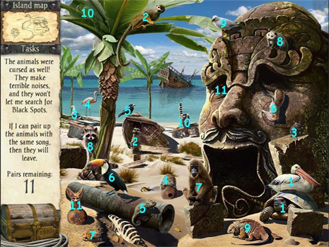Прохождение Игры Робинзона Крузо Проклятие Пирата