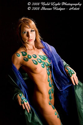 Body Paint Art and Tattoos Galleries (1)