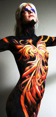 Body Painting Sexy Arts