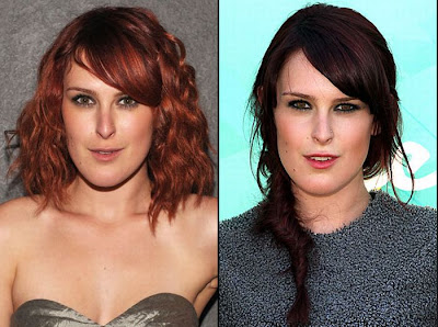 Celebrities With Different Amazing HairStyles