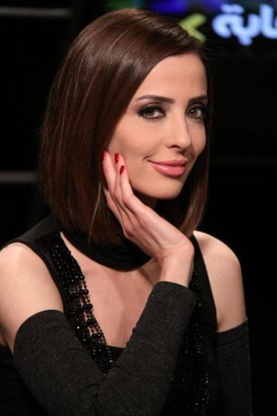 Wafaa Kilani, presenter of Egypt . 38 . Dana Halabi, a singer and model of ...