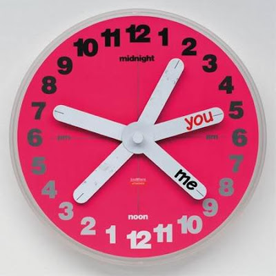 Unusual, Creative clock concept Seen On  www.coolpicturegallery.net