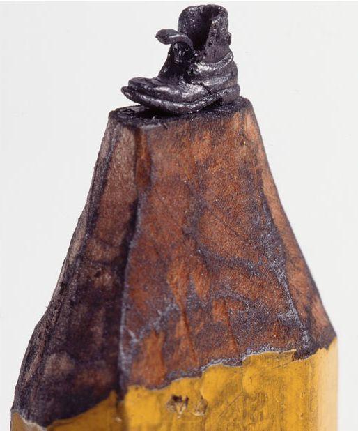 pencil sculptures 14 - Awesome Pencil Sculptures