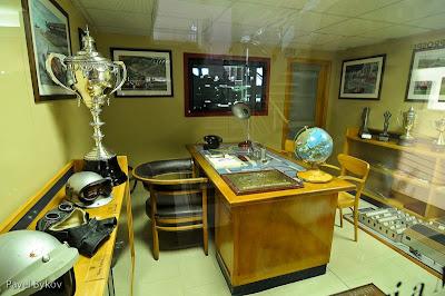 Ferrari Museum in Maranello Seen On www.coolpicturegallery.net