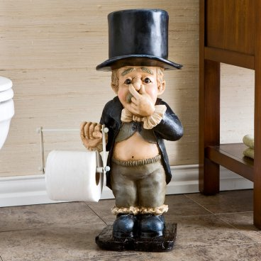 Funny Unusual Toilet Paper Holder Kerala Home Design And