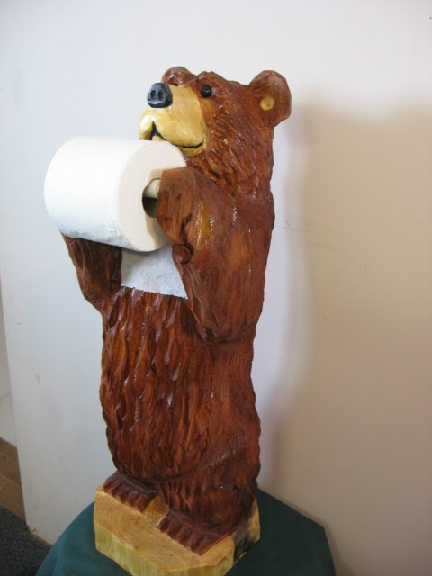 Funny unusual toilet paper holder curious funny photos Animal toilet paper holder