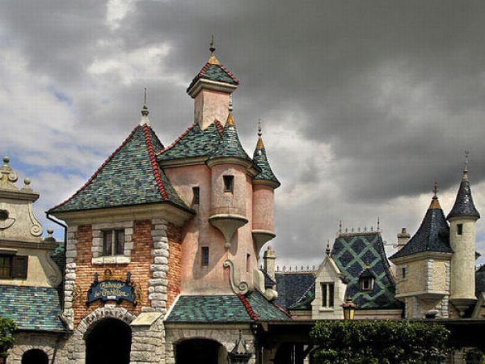 Real Fairy Tale Houses