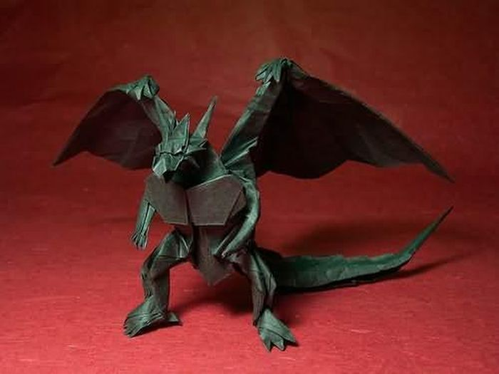 curious funny photos pictures awesome origami 25 pics