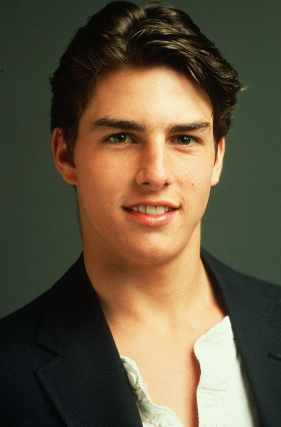 Young Tom Cruise Back In 1984
