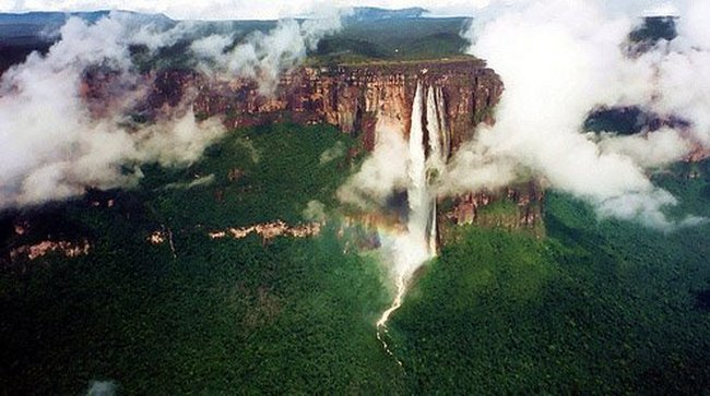 Beauty of Angel Falls