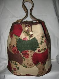 Äppelskrutt-väska
