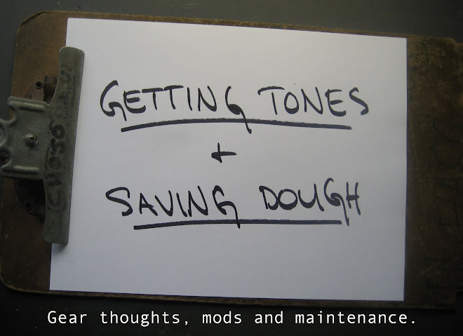 Getting Tones and Saving Dough