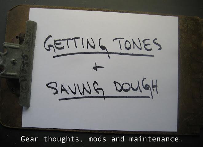 Getting Tones and Saving Dough