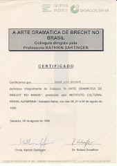 Certificado Göeth -