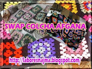 Swap Colcha Afgana