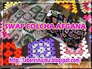 Swap Colcha Afgana