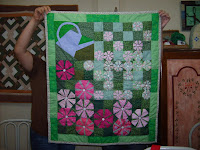 Quilt Pequeño Jardïn