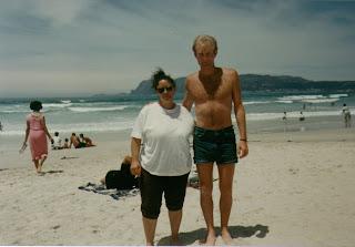Celeste Piedt and David Ben Ariel