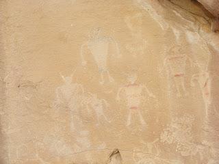 Petroglyphs, Dinosaur National Monument