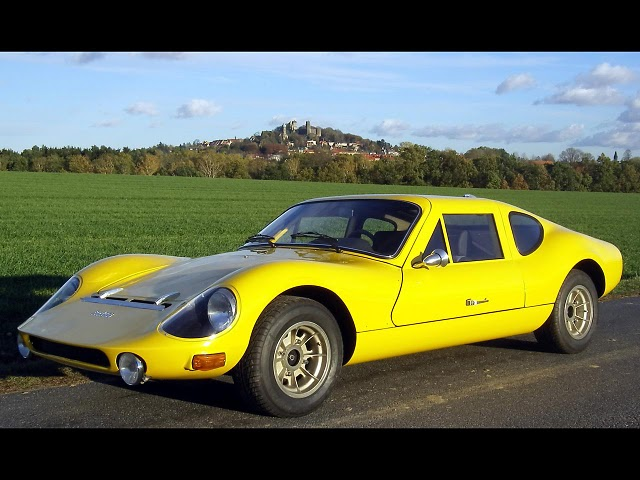 The Petrol Stop Melkus RS - British sports cars 70s