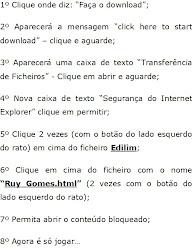 Como abrir o Jogo Lúdico - Ruy Gomes da Silva