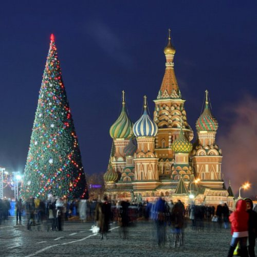 russian christmas decorations information