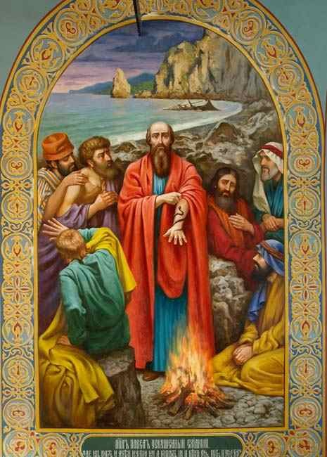 I Wish All My Apostle Paul Moments Were Like Jesus Meeting Him On The Damascus Road Or Time He Was Shipwrecked Malta And Bitten By A Viper Yet