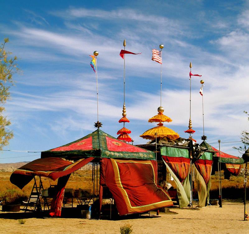 encampment; click for previous post
