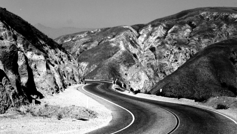 grimes canyon road; click for previous post