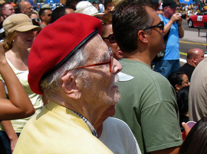 red beret; click for previous post