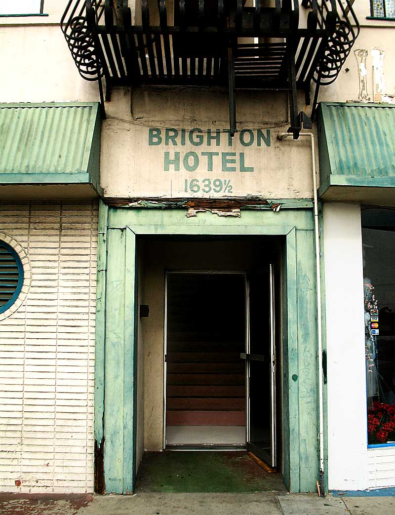 Brighton Hotel; click for previous post