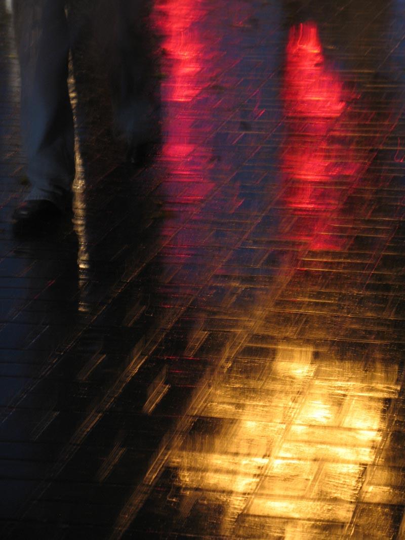 bricks in the rain; click for previous post