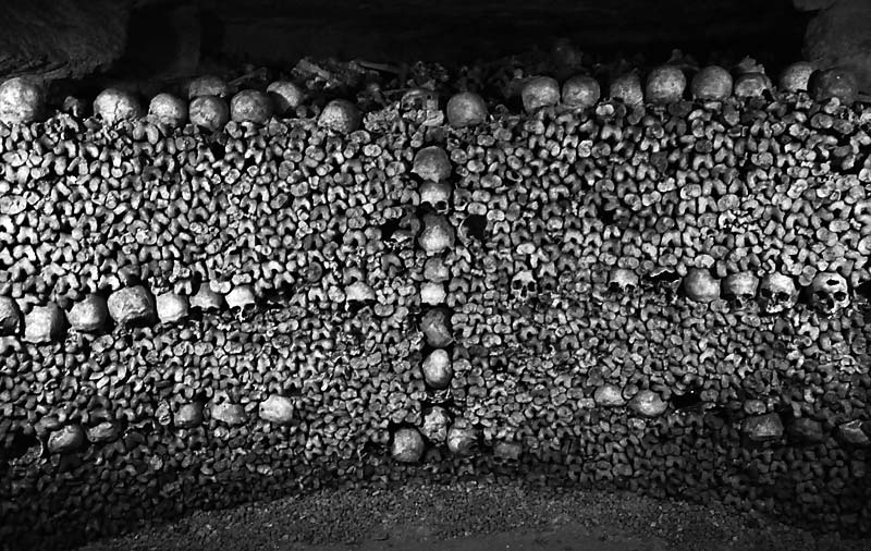 The Catacombs; click for previous post