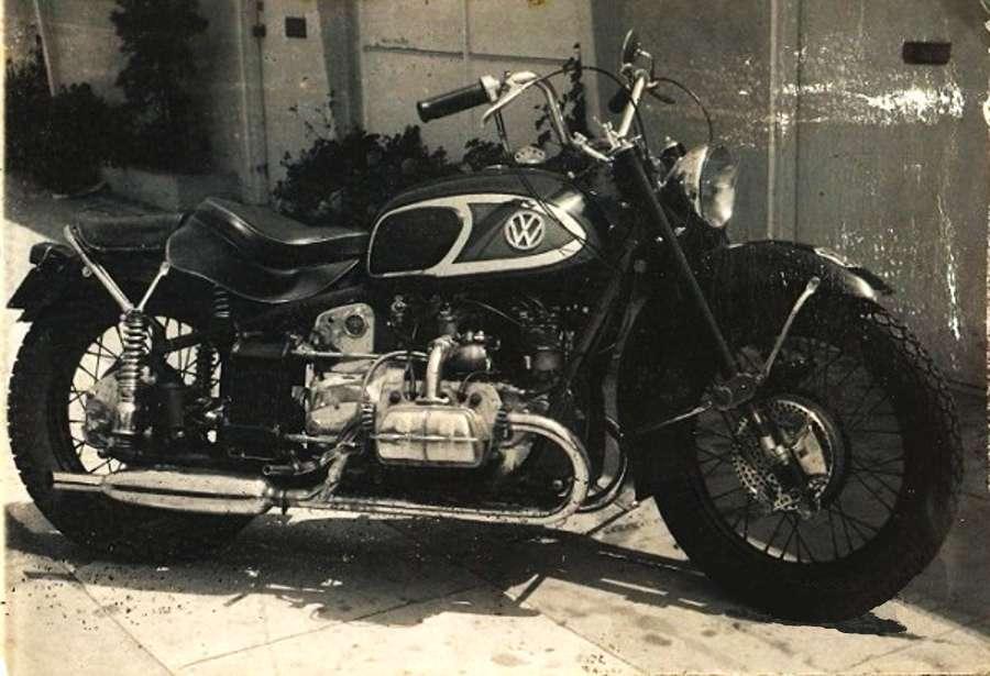 VW Von+Dutch+VW+Motorcycle