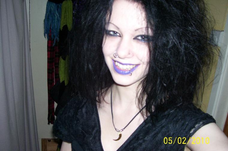 Big Goth hair - a call to arms