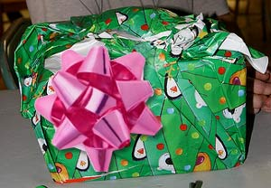 Classic mary moments christmas wrapping thanks christmas wrapping thanks negle Images