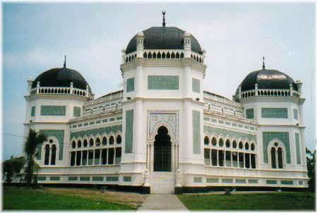 Mesjid Raya - Medan