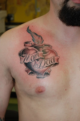 Heart Small Tattoo Designs For Men