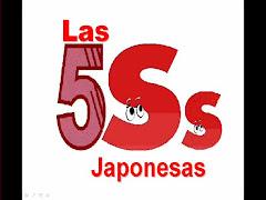 Las 5 S - Japonesas