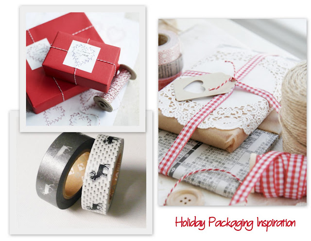 holiday packaging ideas and inspiration