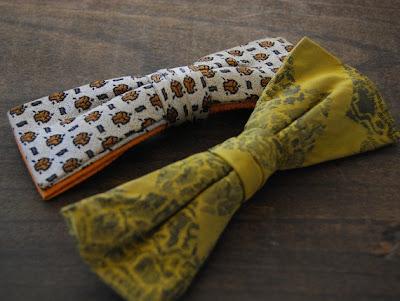 apt22 vintage bow ties