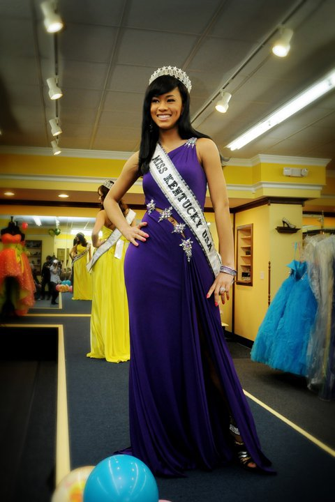 The Voice Of A Seagull 海鸥之声 More Photos Of Miss Kentucky