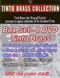 Vand Box-Set 8 DVD  Tinto Brass